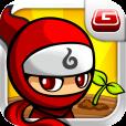 【Ninja Farm】畑から忍者を収穫、育成して敵を倒す新感覚ファームゲーム。