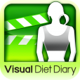 【見た目ダイエット日記】体重よりも見た目で痩せたい!そんな方の為のダイエットアプリ。