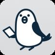 【flap.to -Fastest Profile Exchange-】鳥が羽ばたくユニークなプロフィール交換アプリ。多人数に一斉送信できる!