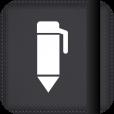 【ドローパッドプロ】表紙やページ、ペンの種類が豊富!写真も貼付けられる手書きメモアプリ。