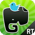 【RetweetEver】Twitterでの情報収集の質を高めよう!有益なRetweetだけを抽出してEvernoteへ保存出来るアプリ。