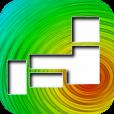 【地震マップ】日本で発生した直近の地震情報を一覧表示するアプリ。発生順にアニメーションで確認できる。