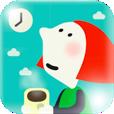 【Alarm C】天気によって壁紙とアラーム音が変わる、和めるデザインの時計アプリ。