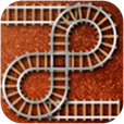 【Rail Maze】ゴール地点まで無事に列車を走らせるパズルゲーム。多彩なゲームモードで長く楽しめる!