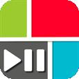【PicPlayPost】写真と動画を組み合わせた斬新なムービーが作れるアプリ。フレームがオシャレ♪
