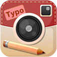 【TypoInsta 文字入れ写真】写真にセンスよく文字入れするならコレ!可愛いスタンプも豊富な写真デコアプリ。