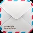 【Draw Letter】手描きのイラストを、メール/メッセージで手軽に送信できるアプリ。