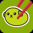 【豆しばつまみ】可愛くって面白い!大人気キャラクター「豆しば」初のゲームアプリ。