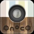 【OnocO】写真をスクエア・トイカメラ風に加工するアプリ。シンプルで使いやすい♪