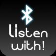 【Listen with】簡単便利!2台のiPhoneで同じ音楽を同時に聴けるようにするアプリ。