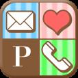 【プリアイコン】好きな画像でショートカットアイコンを作成できるアプリ。簡単カワイイ♫