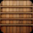 【Shelf Backgrounds and Wallpapers Pro】1,000以上の壁紙をDLし放題なアプリ。アイコンフレームの追加もできる♪