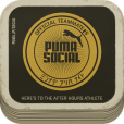 【PUMA SOCIAL NAME CARD】写真に面白ネーミングをつけてトレーディングカード風に!Facebook連動型アプリ。
