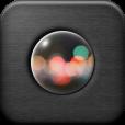 【グラスフィア】写真をガラス球の中に閉じ込めたように加工するアプリ。神秘的な1枚を作ろう♪