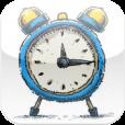 【DearClock】昔ながらのアナログ時計をリアルに再現!針を動かしてセットする目覚ましアプリ。