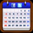 【T-Cal】日記を簡単にTwitter、Facebookに投稿できるカレンダーアプリ。