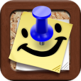 【Corkulous™ Idea Board】ToDoもメモも写真も自由に貼付けられる、コルクボード型アイディア整頓アプリ。