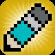 【Pixeller free】無料版でも機能充実♪ ドット絵作成が楽しめるペイントアプリ。