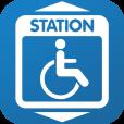 【NOSS】全国の駅のバリアフリー情報をサクッと検索。JR、私鉄を含む全ての駅に対応!