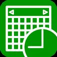 【しふと暦】毎日のスケジュールとシフトの予定、両方をチェックできるカレンダーアプリ。