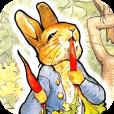 【ピーターラビットガーデン】絵本の世界を再現した庭づくりゲーム。キュートな仲間達をコンプリートしよう!