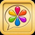 【Palette】iPhone同士のメールが一気に可愛くなる♪ SMSやiMessageで使えるカラフルメールアプリ。