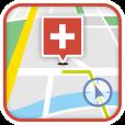 【全国病院検索 – Hospital and Clinic Search】予約時間などを記録する通院手帳機能付き!国内外の病院やクリニックを素早く検索可能なアプリ。