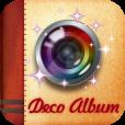 【DecoAlbum】日々の写真をデコって残そう!自分だけの可愛い思い出アルバムを作れるアプリ。
