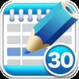 【履歴からカレンダー入力 + 毎日の予定を通知】 履歴を使ってカレンダーへの予定登録ができるアプリ。時間も履歴に残る!