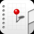 【ジオメモ】自分だけのマップが作れる!旅行に仕事に、色々使えるメモアプリ。