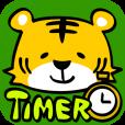 【効率UP! 休みタイマー】勉強や仕事にメリハリをつけよう。適度に休んで集中するための作業用タイマーアプリ。