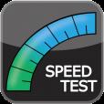 【RBB TODAY SPEED TEST】グラフィカルな表示が分かりやすい!3GやWi-Fiの通信速度を測定するアプリ。