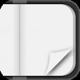 【ノートブック (メモ・日記アプリ)】本のようにページがめくれるノートアプリ。毎日の日記やメモを残そう。