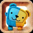 【Gemibears】可愛いグラフィックのパズルゲーム。色んなベアをコレクションしよう♪