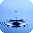 【Ripple HD】水辺のような画面でリラックス。好きな音楽と一緒に楽しめる癒し系アプリ。