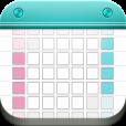 【月特化カレンダー Moca】縦方向への無限スクロールで見やすさ抜群!月表示に特化したカレンダーアプリ。