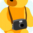 【Puppet Cam】家族や友達の写真で楽しもう!カメラで撮影したものをぬいぐるみにするアプリ。