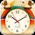 【寿司時計】色んな寿司ネタがコンベアーに乗ってやってくる、風変わりなアナログ時計アプリ!