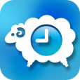 """【快眠リズム】眠りの質を""""見える化""""する、本格的な睡眠記録・アラームアプリ。"""