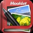 【Mooklet】世界に一つしかない「フォトブックアプリ」をつくって家族や友人に送ろう♪