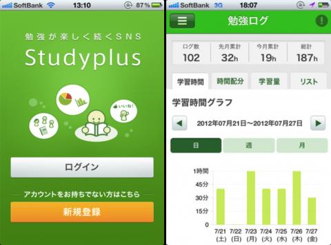 【勉強SNS Studyplus/勉強時間の記録・管理・共有】勉強を記録 ...