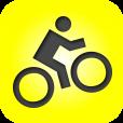 【Cycle Log – サイクルコンピュータ -】無料なのに機能満載!シンプルおしゃれなサイクリング記録アプリ。