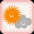【おしゃれ天気】天気に合わせてコーディネートを提案してくれるお天気×ファッションアプリ。