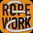 【ロープワーク】日常生活やアウトドアで役立つ「結び方」を集めたアプリ。見やすいイラストがGood。