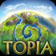 【Topia World Builder】陸地を自由に形成して世界を創るシミュレーションゲーム。タッチ操作で簡単に楽しめる!