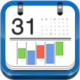 【CalenMob】無料で使い心地抜群なシンプルカレンダーアプリ。Googleカレンダーと直接同期も可能。
