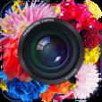 【cameran 蜷川実花監修カメラアプリ】華やかで幻想的なフィルターが満載のカメラアプリ。素敵な壁紙もゲットできる!
