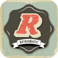 【Retromatic】写真がレトロでオシャレなポスター風画像に早変わり!
