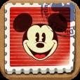 【ディズニーグリーティングカード】ディズニー公式のグリーティングカードアプリ。メールやLINE等で大切な人に送れます♪