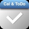 【CalRemind (カレンダーとリマインダー)】ありそうで無かった!iPhone標準リマインダーのデータも表示するカレンダーアプリ。